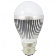 Dimmable 5W LED 60W Equivalent bulb lamp instant light | Bayonet B22